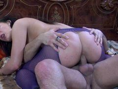 April B&Frederic awesome anal video
