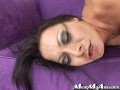 More Sandra Romain anal