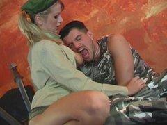 Army Sex #1