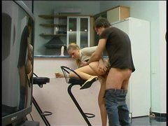 Susanna&Roger horny anal pantyhose action