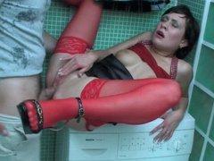 Mima&Adam hardcore anal video