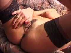 stockinged wife